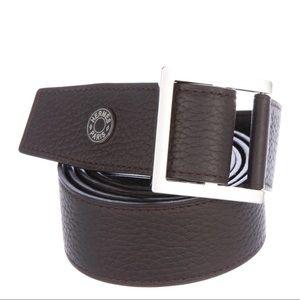 Hermès Clemence Nomade belt